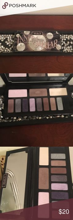 Kat Von D Interstellar Eyeshadow Palette Lightly used a few times Kat Von D Makeup Eyeshadow