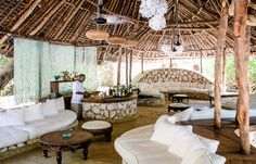 Mnemba Island Lodge © &Beyond
