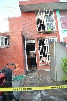 Vecinos Rescatan A Menor De Un Incendio : La Ventana Jarocha