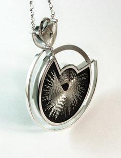Emily Richards, Jewellery Exhibition, Birmingham, Pocket Watch, Fine Jewelry, Gemstones, School, Artist, Accessories