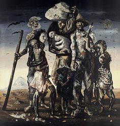Os Retirantes - Candido Portinari (1200×1263)    #Osretirantes #Portinari #Quadro