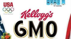 GMO Inside Calls on Kellogg's & General Mills to Label GMOs or Cut Them Out.