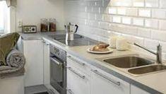 Bilderesultat for fliser over kjøkkenbenk