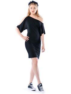 Street Style Hypnotic - sukienka z wycięciami