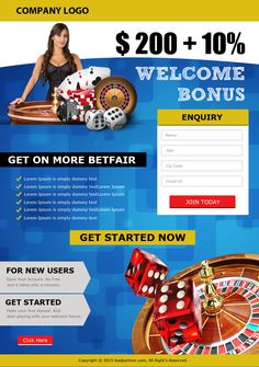 Casino Landing Pages 2