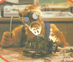 Arc welding Alf