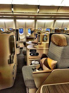 My experience on ETIHAD Airways Business Class JFK/AUH/BKK rt | CARLOS MELIA