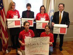 175 Mil Madres Y Padres Entregan Comentarios De Apoyo Para El Plan De Acción Climática