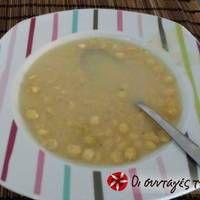 Ρεβύθια αλευρολέμονο Cheeseburger Chowder, Soup, Soups