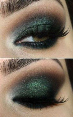 Give these sexy smokey eye makeup looks a try for your next night out!
