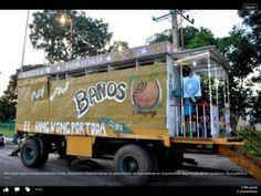 PRIVATIZAN EN CUBA LOS BAÑOS PÚBLICOS  http://lagartoverde.com