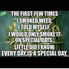 Hilarious! Lol smh for weed smokers!