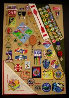 Custom Picture Frames for Keepsakes, Jerseys and Memorabilia in . Scout Mom, Girl Scout Troop, Brownie Girl Scouts, Cub Scouts, Boy Scout Shirt, Boy Scouts Merit Badges, Eagle Scout Ceremony, Shadow Box Memory, Arrow Of Lights