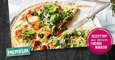 friends Magazin :: Die schnelle Woche Vegetable Pizza, Vegetables, Friends, Food, Food Food, Tips, Food Recipes, Amigos, Meal