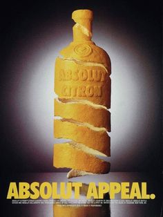 Absolut vodka collector