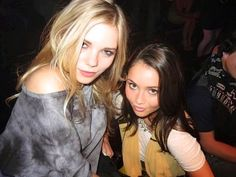 Chloe & Rebecca