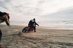 The Race of Gentlemen vintage Hot Rod and Motorcycle racing
