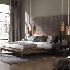 11 South Urbana Platform Bedroom Collection | Wayfair