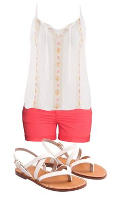 """""""Untitled #145"""" by joanperezxv on Polyvore featuring H&M and maurices"""