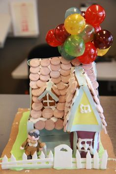 5th place winner - Vicki Walter  Gingerbread Scholarship Competition