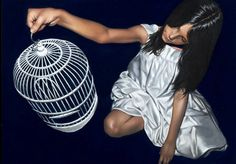 Psyche by Antonella Cinelli! Great foreshortening!