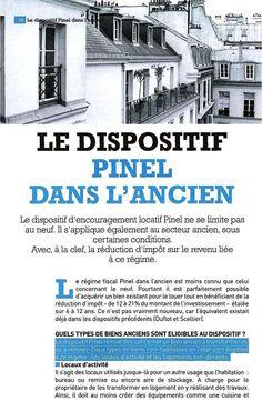 Supplément spécial #loiPinel dans l'#immobilierancien de «INTERET PRIVES» Capcime intervient en tant que spécialiste de l'immobilier ancien en contribuant à l'élaboration de la simulation : comment se calcule la réduction d'impôt avec la loi Pinel dans l'ancien ?