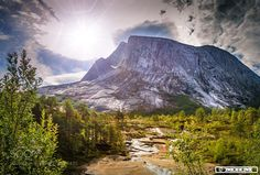 On the E6 in the north of Norway by MichaelMartin12 via http://ift.tt/2rQveQJ