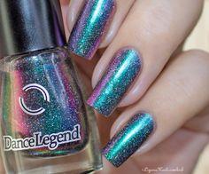 Milky Way - Dance Legend [swatch] • Lizana Nail Art