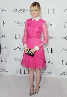 BEVERLY HILLS, CA - OCTOBER 15:  Actress Emma Stone arrives at the 19th Annual ELLE Women In Hollywood Celebration at the Four Seasons Hotel Los Angeles at Beverly Hills on October 15, 2012 in Beverly Hills, California.  (Photo by Jon Kopaloff/FilmMagic)