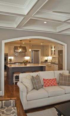 Kitchen Ideas Decor.13 Diverse Family Room Designs From The Drury Design Collection