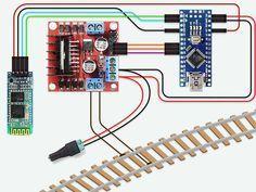 324 Best Arduino for model railways images in 2019   Arduino