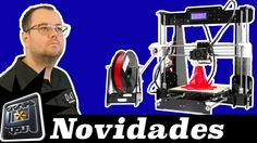 IMPRESSORA 3D BOA E BARATA - YouTube