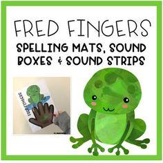 Learning Tools, Teacher Newsletter, Phonics, Teacher Pay Teachers, Spelling, Worksheets, Crafts For Kids, Finger, Colours