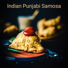 Samosa is a flaky savory stuffed pastry. Samosa is one of the most popular Indian snacks/appetizers which has its worldwide fame and its own huge fanbase. Easy Samosa Recipes, Pakora Recipes, Paratha Recipes, Chaat Recipe, Spicy Recipes, Curry Recipes, Appetizer Recipes, Samosa Recipe Videos, Snacks Recipes