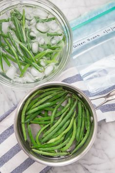 Why You Should Blanch Vegetables Before Freezing