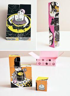 Malin Koort - Handmade, Illustration and Grafic Design via Alternative Art, Poster Layout, Paper Crafts, Diy Crafts, Sixth Grade, Creative Words, Box Design, Handmade Art, Typo