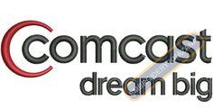Comcast machine embroidery designs