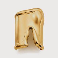Elsa Peretti - Bone Cuff in 18k gold