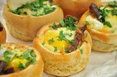 Yumurtalı Ekmekler