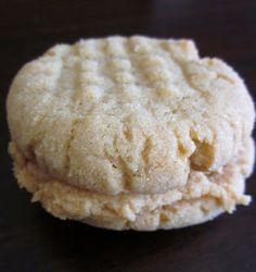 Homemade Nutter Butter Cookies #Recipe #Dessert