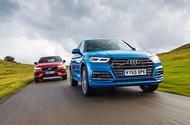 Duel Hybride Plug In Audi Q5 Vs Volvo Xc60 Audi Volvo Suv