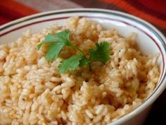 This is the recipe for my grandma's rice. Being Mexican, this is about as authentic as you can get. Makes a great side dish to grilled meat or vegetables. Low Salt Recipes, Tea Recipes, Quesadilla, Nachos, Guacamole, Grilled Meat, Food Waste, Rice Dishes, Allrecipes