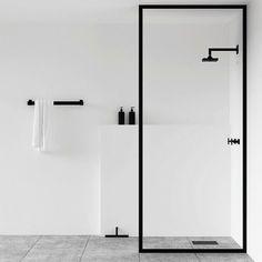 Minimalist Bathroom. Bathroom decor, Bathroom design, bathroom ideas, Bathroom Inspiration #bathroomideas