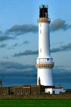 ✯ Girdle Ness Lighthouse - Aberdeen, Scotland