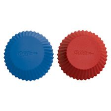 Wilton Easy Flex Silicone Baking Cups.......ordering these to go with the new lunch containers!!