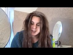 The Walking Dead Halloween Hair tutorial