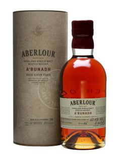 Batch 46 of the increasingly popular full proof sherry monster from Aberlour, A'bunadh. This one follows close on the heels of batch 45 and promises the usual combination of active sherry cask matu...