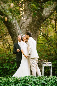 Wedding Venue: Calamigos Ranch in Malibu, California