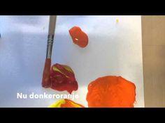 De kleurencirkel van Van Itten - YouTube