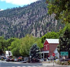Genoa, Nevada's oldest permanent settlement, sits in the foothills of the Sierra Nevada about an hour south of Reno.